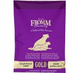 Fromm 15 lb Small Breed Gold Dog