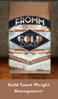 Fromm  Gold Coast Weight Management 26lbs Dog