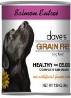 Dave's Grain Free Salmon 13oz