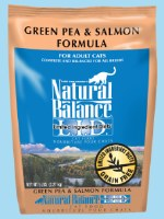 Natural Balance Limited Ingredient Diet Green Pea & Salmon 10lbs