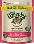 Greenies 5.5oz Dental Treats Salmon