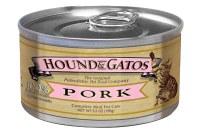 Hound & Gatos Pork Recipe Cat 5.5oz