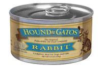 Hound & Gatos Rabbit Recipe Cat 5.5oz