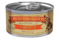 Hound & Gatos Trout & Duck Liver Recipe Cat 5.5oz