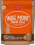 Wag More Bark Less 3lb Chunky Peanut Butter Biscuit
