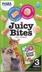 Inaba Juicy Bites 3 Pack Calamari & Homestyle Broth