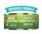 Koha Duck 96% 5.5oz Cat