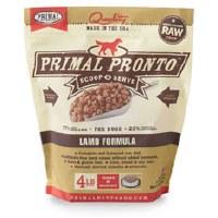Primal 4lb Lamb Pronto (Dog) FROZEN
