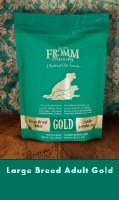 Fromm Gold Large Breed Adult 33lbs Dog