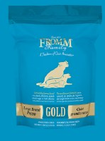 Fromm  Gold Large Breed Puppy 33lbs Dog