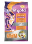 Solid 3 lb Gold Indoor Cat with Chicken