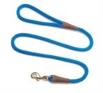 Mendota Large 4' Snap Leash - Blue
