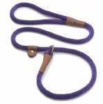 Mendota Large 4' Slip Lead - Purple