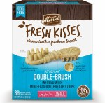Merrick Fresh Kisses 23oz Small Mint Dental Chew - 36ct