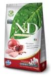 N&D 5.5 lb Chicken & Pumpkin
