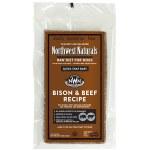 Northwest Naturals Bison Beef Bar (Dog) 1lbs