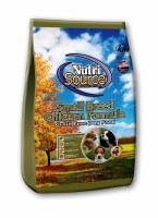 NutriSource Chicken Small Breed Grain Free 15lbs