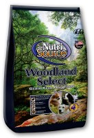 NutriSource  Woodlands Select 5lbs