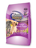 NutriSource Large Breed Puppy Chicken & Rice 30lbs