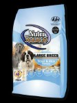 Nutrisource 30lb Large Breed Trout & Rice