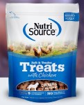 NutriSource 6oz Soft & Tender Chicken Treat