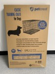 PetCrest Large Wire Crate 36""