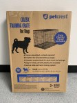 PetCrest Small Wire Crate 24""