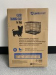 PetCrest Extra Small Wire Crate 18""