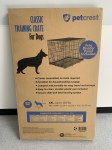 PetCrest XX Large Wire Crate 48""