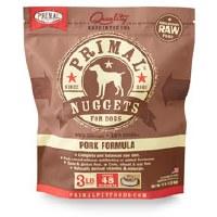 Primal Pork Nuggets (Dog) 3lbs FROZEN
