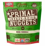Primal 14oz Freeze Dried Duck Cat