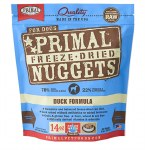 Primal 14oz Freeze Dried Duck Dog