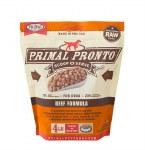 Primal 4lb Beef Pronto (Dog) FROZEN