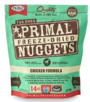 Primal Chicken Nuggets (Dog) 5.5oz
