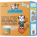 The Bear & The Rat Pumpkin & Cinnamon Froyo - 4 Pack FROZEN