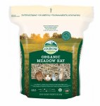 Oxbow 40oz Organic Meadow Hay