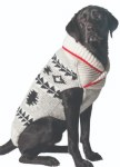 Chilly Dog Large Jackson Wool Sweater