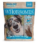 Wholesomes 25oz Fish Jerky Strips