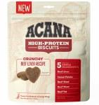Acana 9oz Beef Liver Biscuits