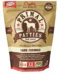 Primal Lamb Patties (Dog) 6lbs FROZEN