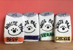 White Paw Cookie - Assorted