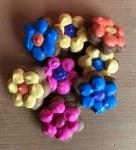 Mini Flower Cookie - Assorted
