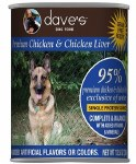 Dave's 13oz 95% Chicken & Liver