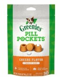 Greenies Pill Pockets Cheese 3.2oz