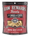 Northwest Naturals 3oz Beef Liver Treats
