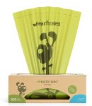 Earth Rated Poop Bags Unscented Value Pack (300 Bags) - ONE large roll