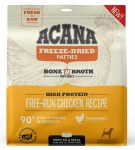 ACANA 14oz Freeze Dried Chicken Patties for Dogs