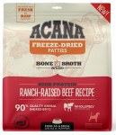 ACANA 14oz Freeze Dried Beef Patties for Dogs