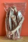 PS 8oz Frozen Lamb Rib Bone Pack