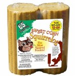 C&S Sweet Corn Squirrelog Refill Squirrel Food